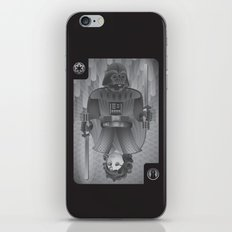 The King of Siths iPhone & iPod Skin