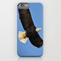 Freedom Eagle (color) iPhone 6 Slim Case