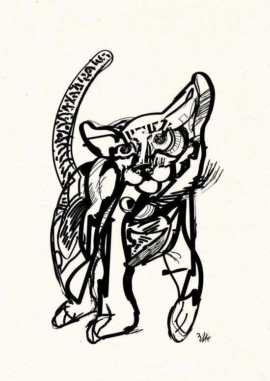 Renzo Art Print