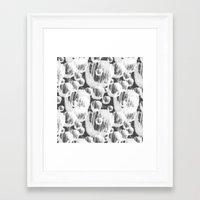 Abstract Pattern #1 Framed Art Print