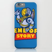 END OF STORY iPhone 6 Slim Case
