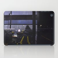 Candle-lit E iPad Case
