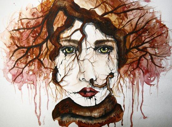 Revange Art Print
