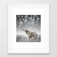 The Simple Things Are Th… Framed Art Print