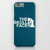 The Skull Face iPhone 6 Slim Case