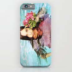She Realized People Are Not Always What They Appear to Be iPhone 6s Slim Case