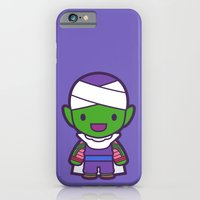iPhone & iPod Case featuring Piccolo by Papyroo