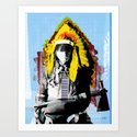 Indian Pop 66 Art Print
