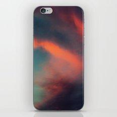 Excuse Me While I Kiss the Sky iPhone & iPod Skin
