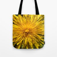 Yellow Love Tote Bag