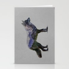 The Rocky Mountain Gray … Stationery Cards