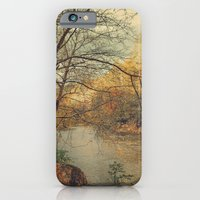 iPhone & iPod Case featuring Over the River Through the Woods by V. Sanderson / Chickens in the Trees