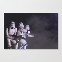 Only Imperial Stormtroop… Canvas Print