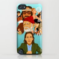 The World Of Wes Anderso… iPod touch Slim Case