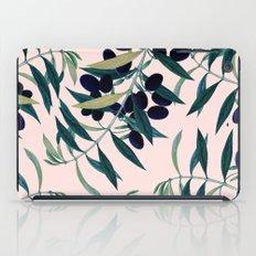 Olive Branch Pattern #society6 #decor #buyart iPad Case
