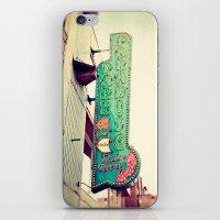 Paradise Park iPhone & iPod Skin