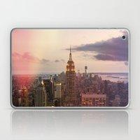 Skyline NYC Laptop & iPad Skin