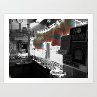 Coney Island Candy Store… Art Print