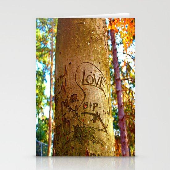 South park love Stationery Card