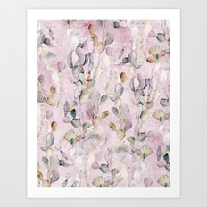Prickly Pear Patch pt3. Art Print