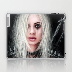 Sword In the Dark: A Gothic Warrior  Laptop & iPad Skin