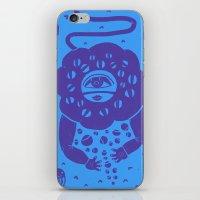 Beneath The Sea iPhone & iPod Skin