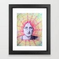 JohnLennon Let It Be  Framed Art Print