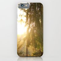 iPhone & iPod Case featuring Forrest by Mariana Biller