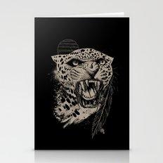 Jaguar Sun Stationery Cards