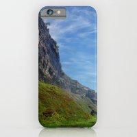 Misty Cliffs iPhone 6 Slim Case