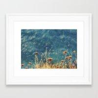 Mediterranean - Mediterraneo Framed Art Print
