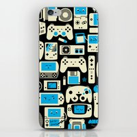 AXOR Heroes - Love For Games Duotone iPhone & iPod Skin