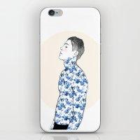 Inked #3 iPhone & iPod Skin
