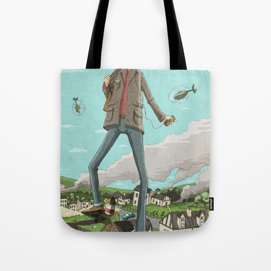 Tall Tote Bag