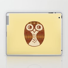 Navajo Owl  Laptop & iPad Skin