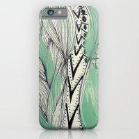 Vintage pattern iPhone 6 Slim Case