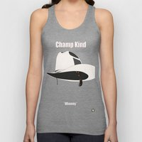 Champ Kind: Sports Unisex Tank Top