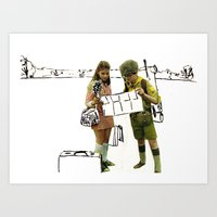Moonrise Kingdom II Art Print