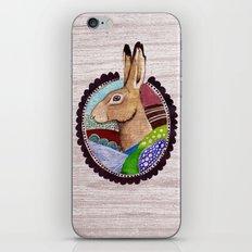 The Wild / Nr. 5 iPhone & iPod Skin