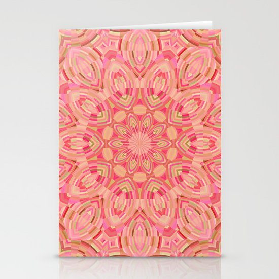 Facets Stationery Card