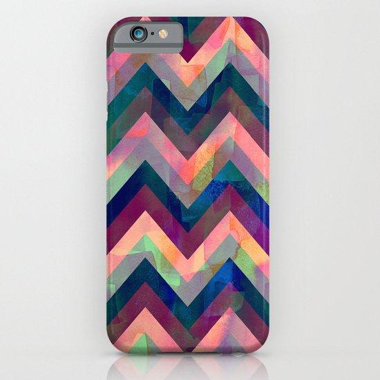 Painted Chevron iPhone & iPod Case