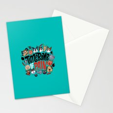 Time Bomb of Pain Stationery Cards