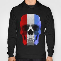 Polygon Heroes - The Patriot Skull Hoody