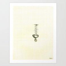 Ferro Art Print