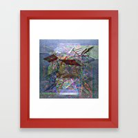 Rite against gone act cling we were jest tug also. Framed Art Print