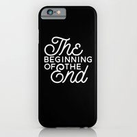The Beginning Of The End iPhone 6 Slim Case