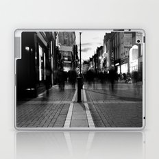 Star Light [Black & White] Laptop & iPad Skin