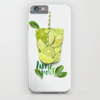 When life gives you lime iPhone 6 Slim Case