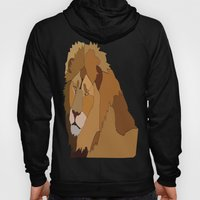 African Lion Hoody
