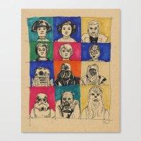 The Original Twelve Canvas Print